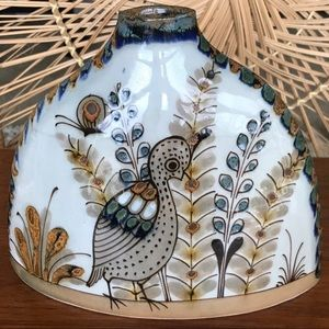 Vintage Ken Edwards Studio El Palomar Bird Vase